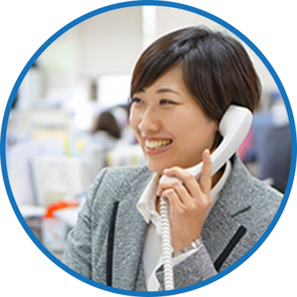 誠実な接客と安心できるスタッフ対応