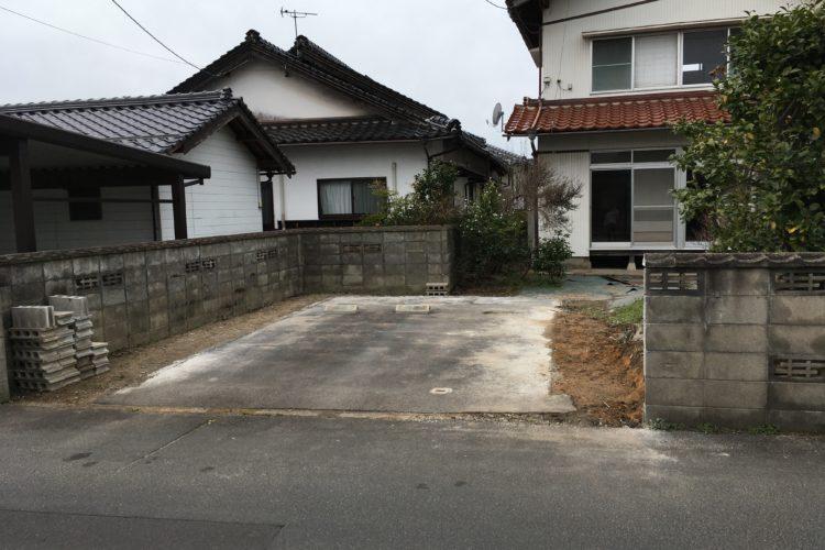 松江市の倉庫の解体工事は解体堂|駐車場工事もお任せ|島根