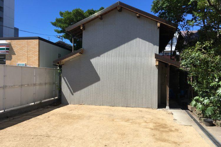 松江市のお家の解体工事は解体堂|立ち退き解体工事|外壁復旧工事|島根