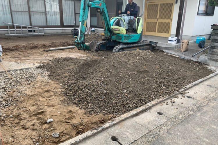 出雲市の外構工事といえば解体堂|解体から駐車場まで一括してお任せ下さい!|島根
