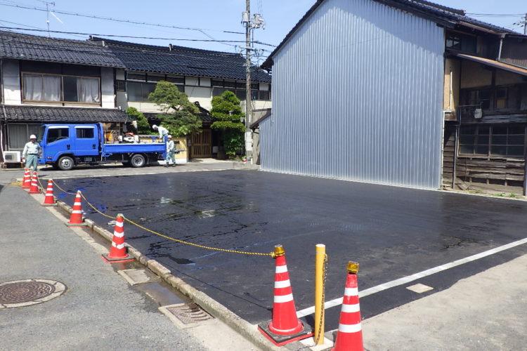 米子市の土地活用といえば解体堂|解体跡地の駐車場工事までお任せ下さい|鳥取