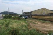 雲南市の解体業者といえば解体堂 台風被害 ビニールハウス 島根
