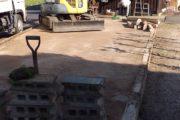 【島根県出雲市T様】老朽化した倉庫の解体工事