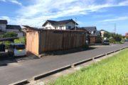 【島根県松江市Y様】木造のハデ木小屋の解体工事