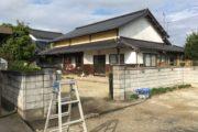 【島根県安来市J様】家屋の増築に伴うカーポートの解体工事