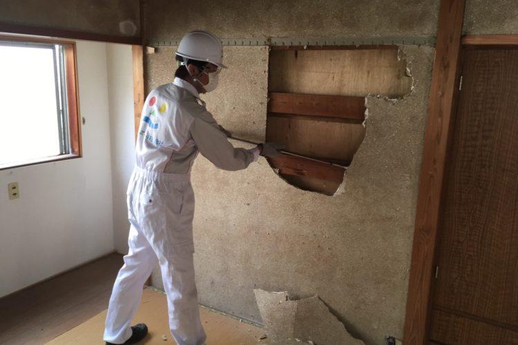 松江市の解体工事といえば解体堂|空き家の解体なら安心してお任せ下さい|島根