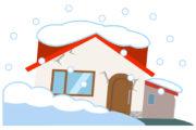 甲賀市の雪害対策は解体堂へ!|雪害にご注意ください|滋賀