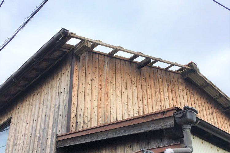 出雲市のエクステリアといえば解体堂|屋根の修繕工事もお任せ下さい!|島根