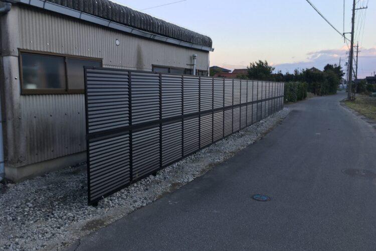 境港市のエクステリアといえば解体堂|フェンス工事もお任せ下さい!|鳥取