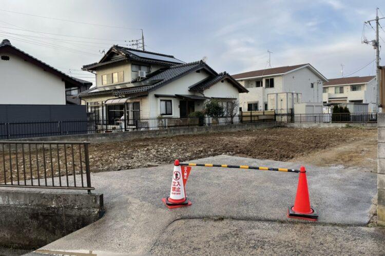 【島根県松江市F様】木造平屋建ての借家の解体工事