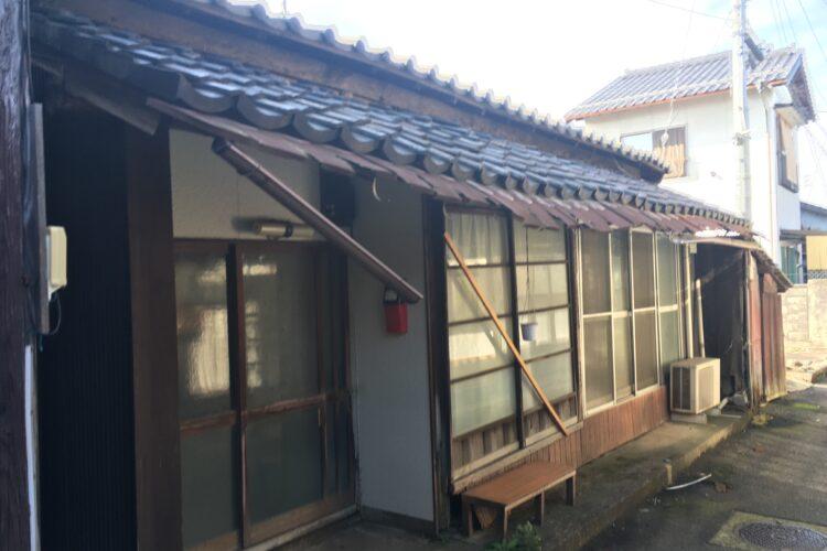 【島根県松江市T様】木造平屋建ての借家の解体工事