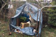 【島根県出雲市Y様】空き家の物置2棟の解体工事