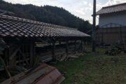 【島根県雲南市S様】木造のハデ木小屋の解体工事