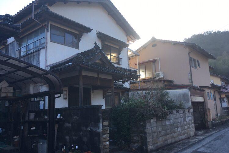 【島根県松江市Y様】木造住宅の空き家の解体工事