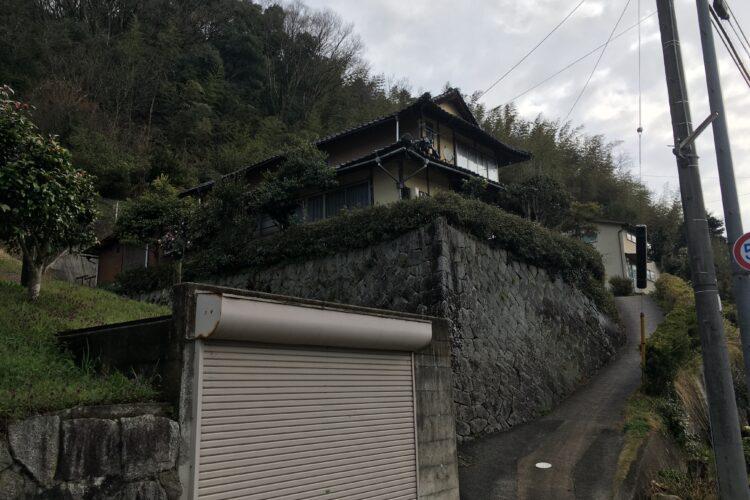 【島根県雲南市A様】木造2階建ての住宅の解体工事
