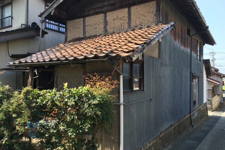 【島根県松江市S様】木造平屋の納屋の解体工事