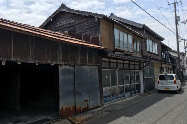 【島根県松江市I様】木造借家の解体工事と外構工事