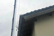 【島根県出雲市N様邸】屋根の修繕工事