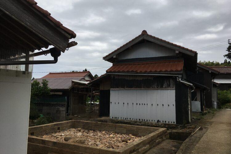 【島根県松江市H様】土蔵の解体工事