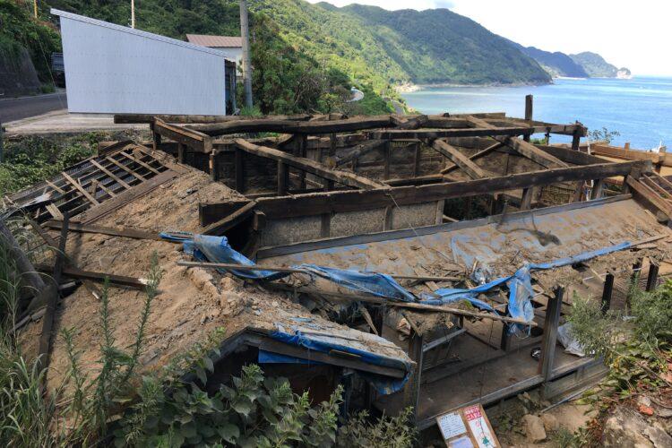 【島根県松江市Y様】空き家の解体工事