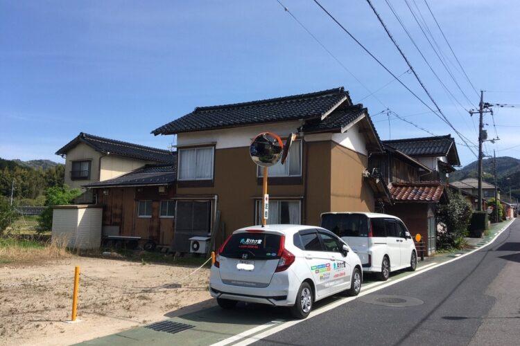 【鳥取県東伯郡N様邸】空き家の解体工事